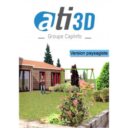 01 - SketchUp Paysage - Abonnement 1 an